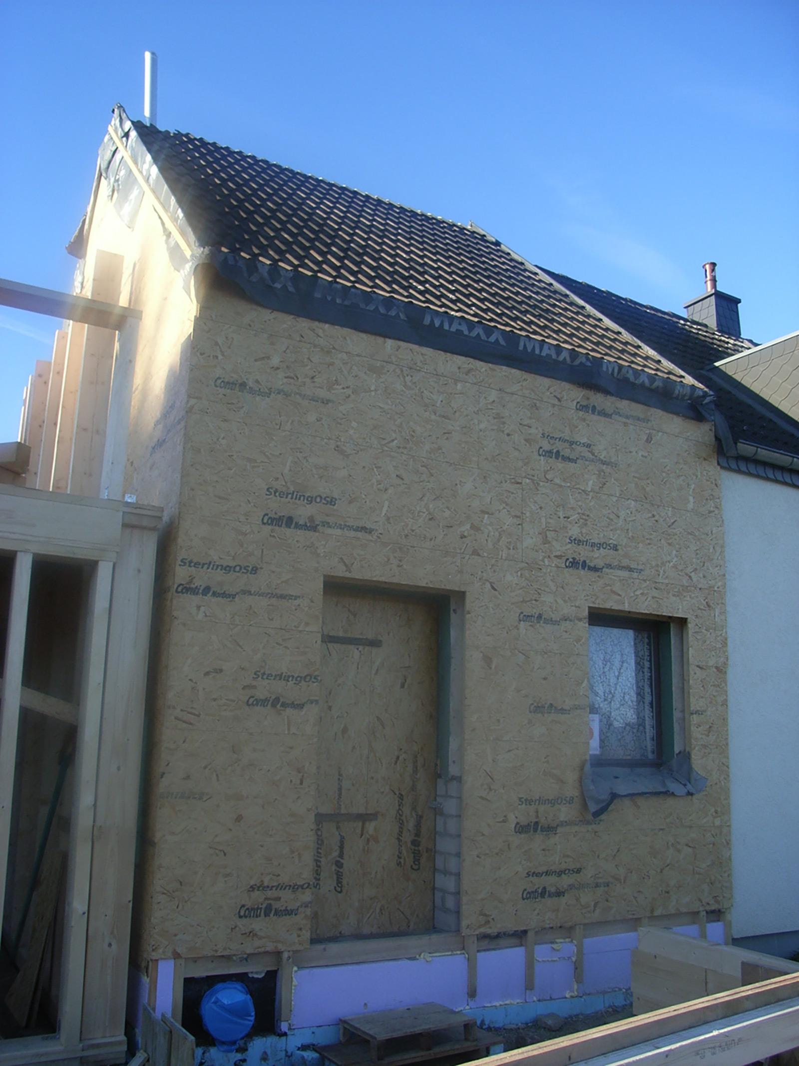 Haus p aachen holzhueter architektur for Architektur aachen